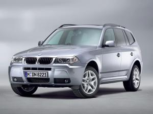 BMW X3 M Sport Package 2005 года