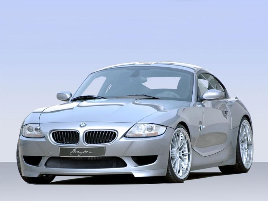 BMW Z4 M Coupe by Breyton