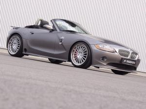 2005 BMW Z4 Roadster by Hamann