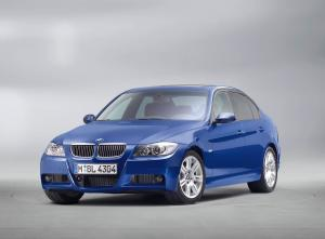 BMW 3-Series M Sport Package 2006 года