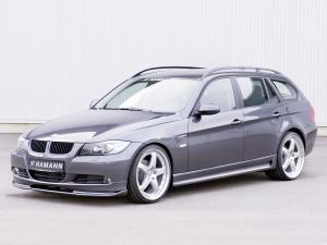 BMW 3-Series Touring by Hamann 2006 года