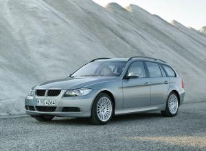 BMW 3-Series Touring 2006 года