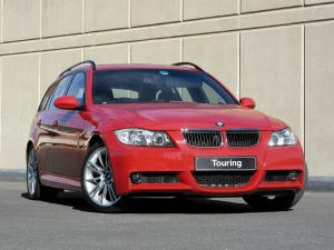 BMW 320d Touring M Sport Package 2006 года