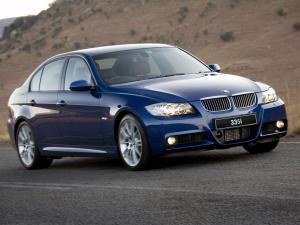 BMW 335i M Sport Package 2006 года