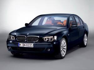 BMW 730d Special Edition Exclusive 2006 года