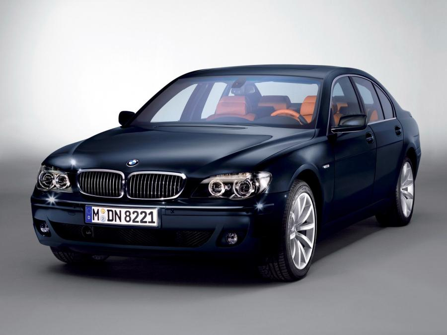 BMW 730d Special Edition Exclusive
