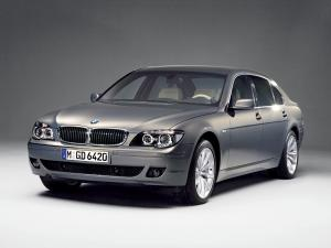 BMW 760Li Special Edition Exclusive '2006