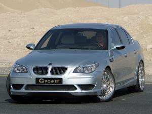 BMW G5 5.0S by G-Power '2006
