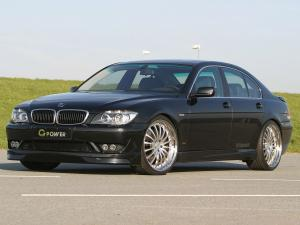 BMW G7 5.2 K by G-Power '2006