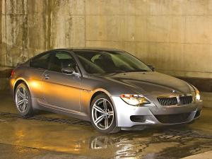 BMW M6 Coupe 2006 года