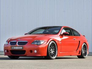 2006 BMW M6 Widebody by Hamann