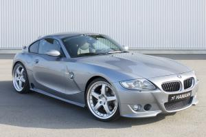 BMW Z4 M Coupe by Hamann '2006