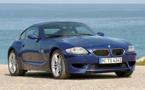 BMW Z4 M Coupe 2006 года