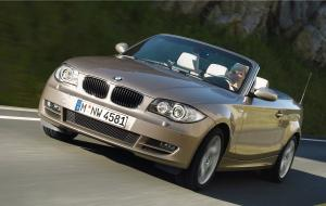 2007 BMW 1-Series Convertible