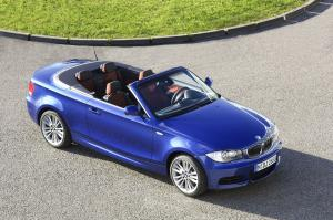2007 BMW 135i Convertible