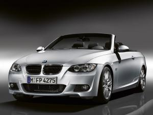 BMW 3-Series Convertible M Sport Package 2007 года