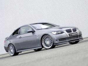 BMW 3-Series Coupe by Hamann 2007 года