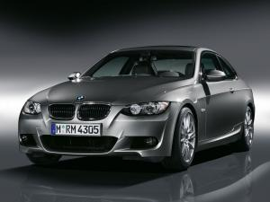 BMW 330d Coupe M Sport Package 2007 года