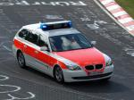 BMW 5-Series Touring Notarzt 2007 года