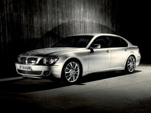 BMW 7-Series 30th Anniversary Limited Edition 2007 года