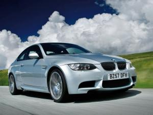 BMW M3 Coupe 2007 года