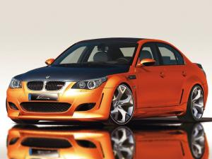 2007 BMW M5 CLR500 RS by Lumma Design