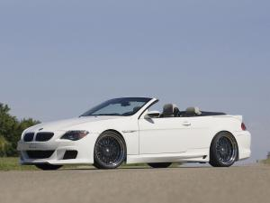2007 BMW M6 600S Convertible by Lumma Design