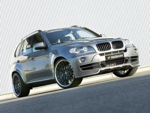 BMW X5 4.8i by Hamann 2007 года