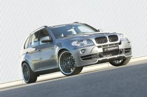 2007 BMW X5 by Hamann
