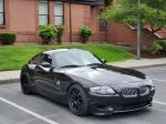 BMW Z4 M Coupe by Vortech on Advan Wheels (Racing AD-R) 2007 года