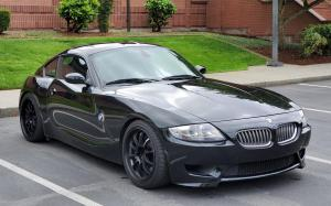 BMW Z4 M Coupe by Vortech on Advan Wheels (Racing AD-R) (E86) (NA) '2007