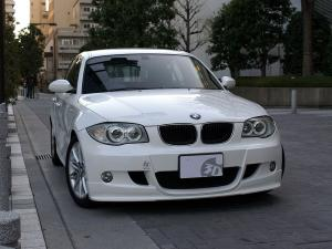 BMW 1-Series M Sport Package by 3D Design 2008 года
