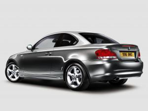 BMW 118d Coupe 2008 года