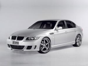BMW 3-Series CLR RS by Lumma Design 2008 года