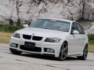 BMW 3-Series Sedan Sports Line Aero Kit by Wald 2008 года