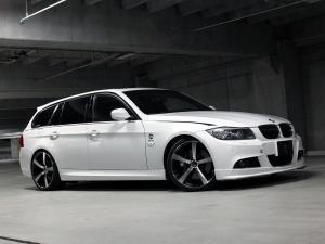 BMW 3-Series Touring by 3D Design 2008 года
