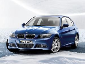 BMW 320d xDrive Sedan M Sport Package 2008 года