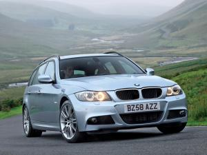 BMW 330d Touring M Sport Package 2008 года