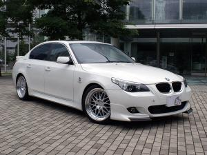 BMW 5-Series M Sport Package by 3D Design 2008 года