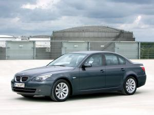 BMW 5-Series Security 2008 года