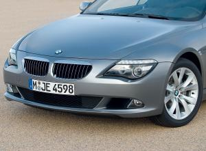 BMW 6-Series Convertible 2008 года