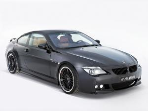 BMW 6-Series Coupe by Hamann 2008 года
