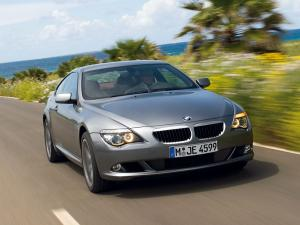 2008 BMW 635d Coupe