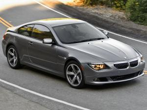 2008 BMW 650i Coupe