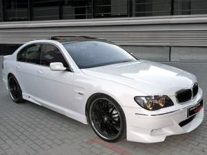 BMW 7-Series by Prior Design 2008 года