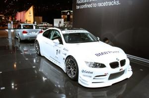 BMW M3 ALMS Rahal Letterman Racing car 2008 года
