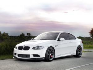 BMW M3 Coupe by 3D Design 2008 года
