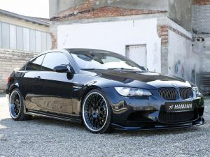BMW M3 Coupe by Hamann 2008 года