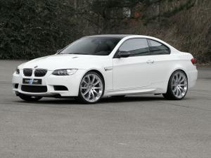 BMW M3 Coupe by Hartge 2008 года