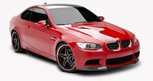 BMW M3 Coupe by Vorsteiner 2008 года